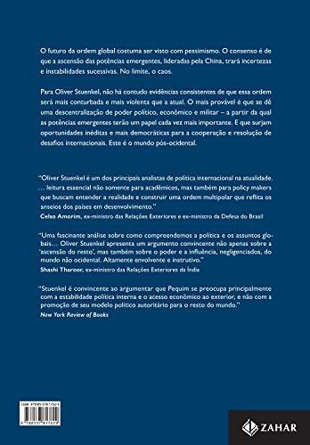 Omundopós ocidental:Potênciasemergenteseanovaordemglobal