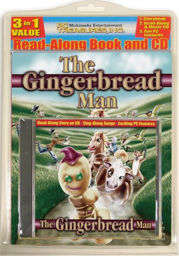 Download The Gingerbread Man Collector's Edition Classic Read Along Book /CD pdf