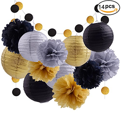 Lantern garland Birthday Decoration Supplies product image