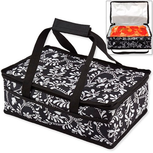 Insulated Casserole Travel Carry X516