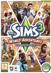Los Sims 3: Trotamundos - Disco Expansión