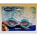 Kids Toddlers Swim Pool Lake Summer Fun Disney Frozen Swimming Splash Goggles