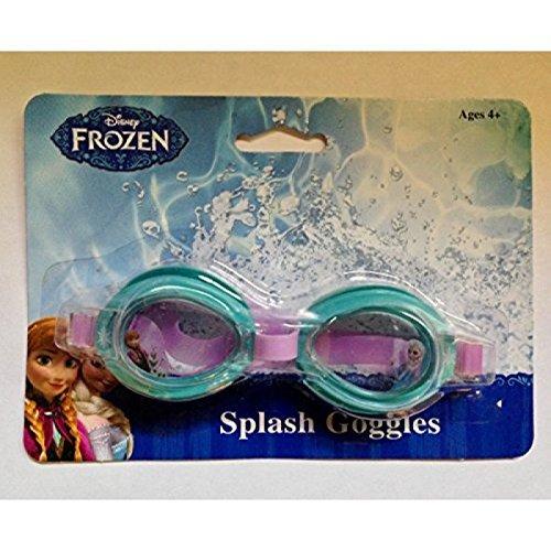Kids Toddlers Swim Pool Lake Summer Fun Disney Frozen Swimming Splash Goggles