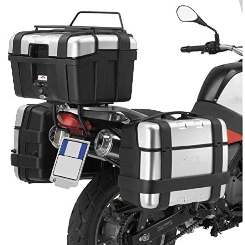 GIVI Specific Tubular Side Case Holder with Quick Release PLR6401