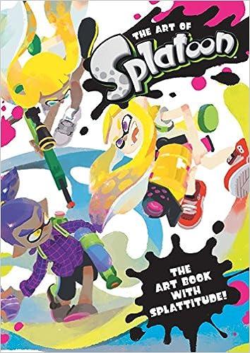 Amazon com: The Art of Splatoon (9781506704005): Nintendo: Books