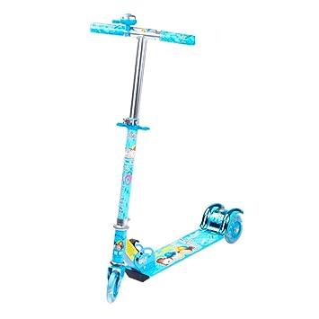 Patinete Aluminio -Monopatín Scooter para Ciudad, Freestyle ...