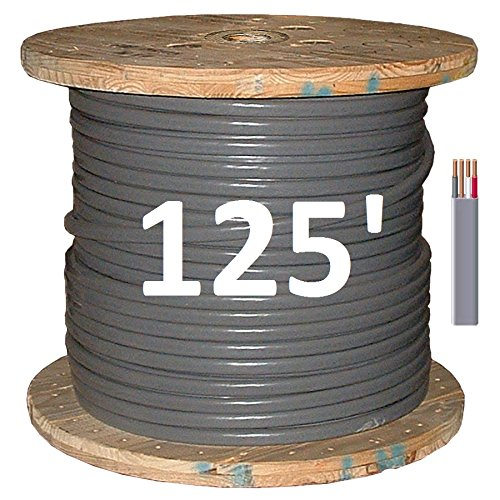 Southwire 8/3 UF/B (Underground Feeder - Direct Earth Bur...