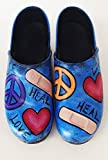 Love, Peace, Heal Dansko Professional Clog