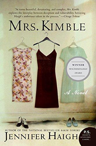 Mrs. Kimble [Jennifer Haigh] (Tapa Blanda)