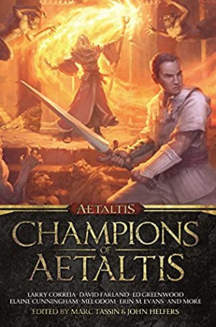 book cover of Champions of Aetaltis