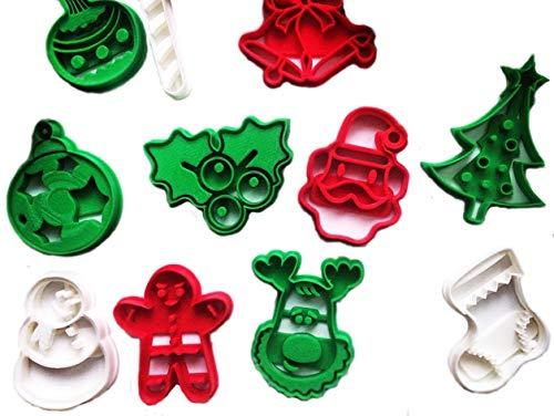 Cortador de Biscoito de Natal
