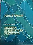 Modern Elementary Statistics 9780135935255