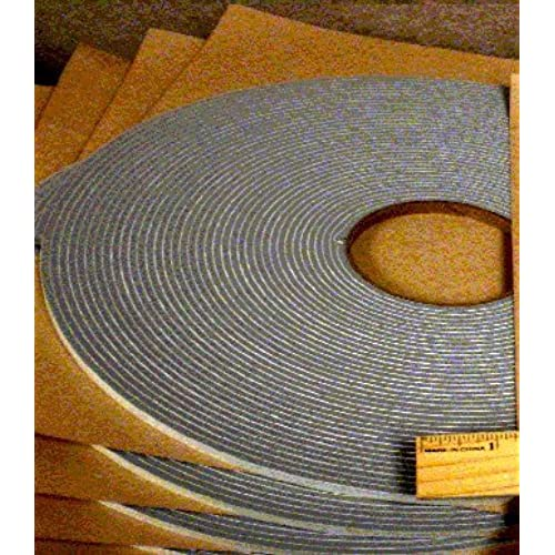 Door soundproofing amazon ssp gray door sound proofing tape 14 to 12 widths 25 ft 14 wide planetlyrics Gallery