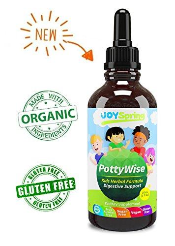 Liquid Stool Softener for Kids - Organic Stool Softener and Liquid Laxative for Kids - Gentle Constipation Relief for Kids - Kid Catnip
