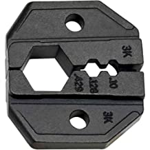 Klein Tools VDV211-043 Die Set for VDV200-010 RG8/11/174/179/213 Coaxial Cable Replacement Ratcheting Crimping Frame