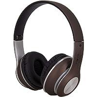 Fone de Ouvido Inova Bluetooth Com Microfone - Marrom