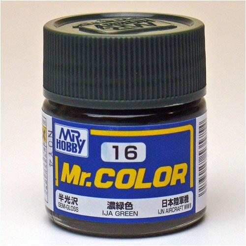 Mr.カラー C16 濃緑色