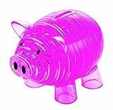 Original 3D Crystal Puzzle - Deluxe Piggy Bank