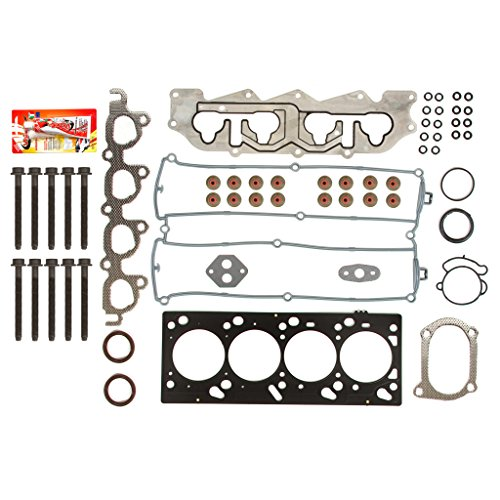 Fits 96-97 Ford Escort Mystique Contour 2.0 Zetec Head Gasket Set Head Bolts