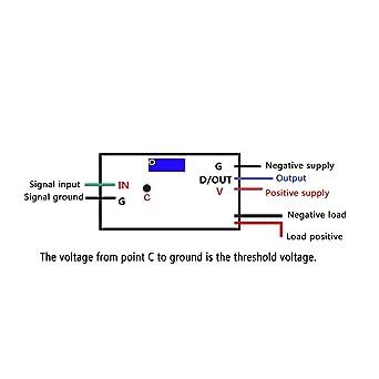de baja potencia Dual Voltage Comparador X2 Lm393n