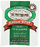 Louie's Italian Beef Seasoning, 3-Ounce (Pack of 8)