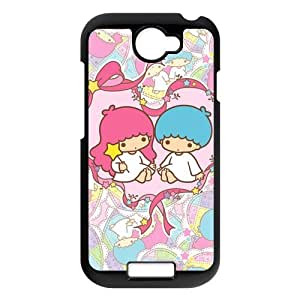 Little Twin Stars Awfully Sweet Case Cover Protector Accessory for HTC ONE S