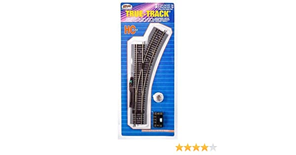 """9 3//4/"""" Curved Track New Atlas Model Railroad N Code 80 6 6 5/"""" Straight or"""
