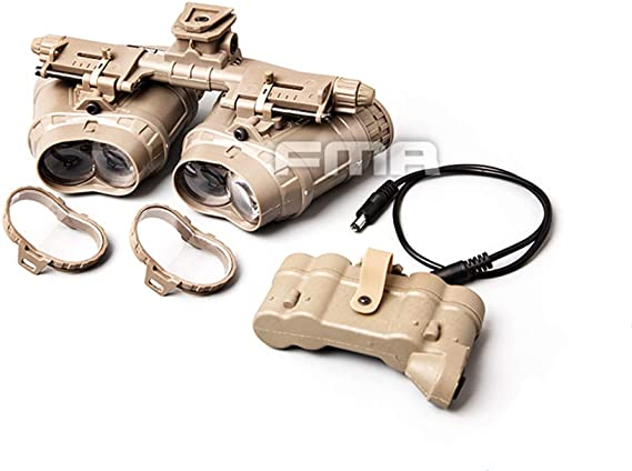FMA Airsoft Hunting Tactical GPNVG 18 Night Vision Goggles Dummy Binoculars No Function NVG Model