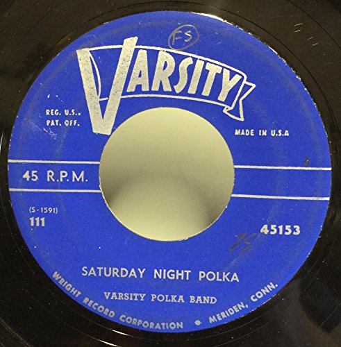 ayurday Night Polka / Beer Barrel Polka 45 rpm single ()