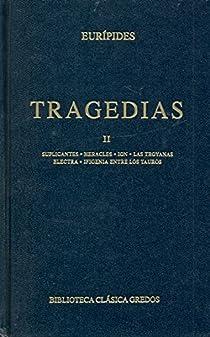 Tragedias  vol. 2 par Eurípides