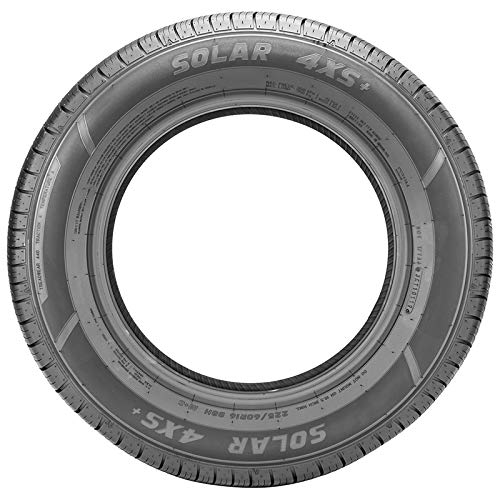 Solar 4XS Plus All- Season Radial Tire-235/60R18 103H (Best Price For 235 60r18 Tires)