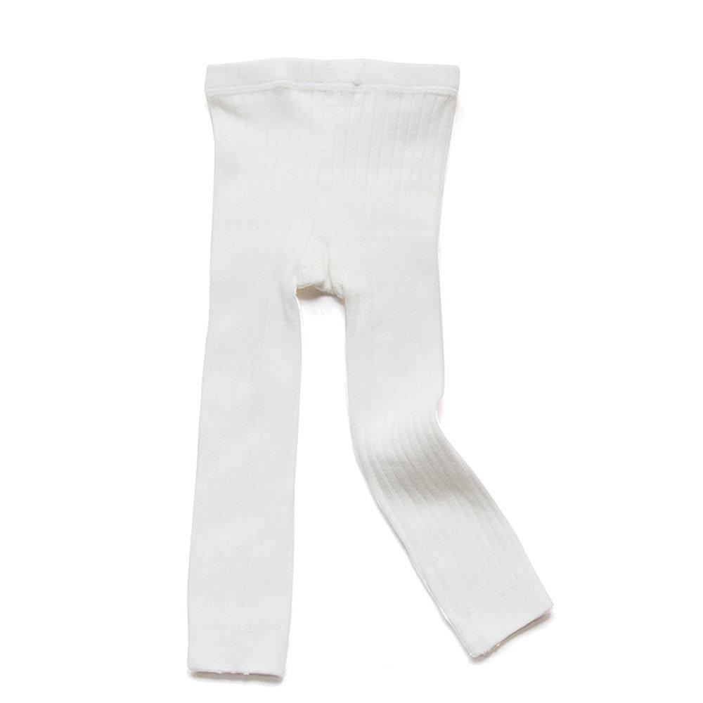 KINDOYO De Los Pantalones Moda De Las Muchachas De Las Algodon Leggings Polainas Niños