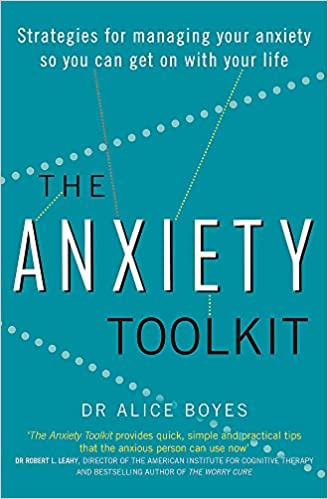Image result for the anxiety toolkit book
