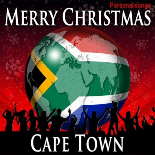 Merry Christmas Cape Town By Personalisongs On Amazon