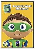 Super WHY!: Around the World Adventure (Face) DVD