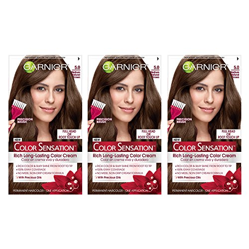 Garnier Sensation Chocolate Therapy Packaging