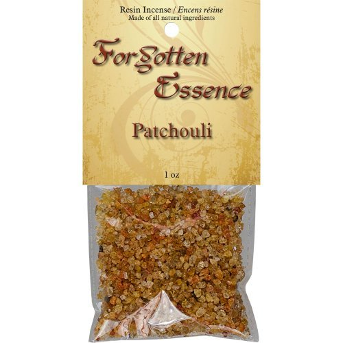 The New Age Source Forgotten Essence Resin Incense Patchouli 1 oz