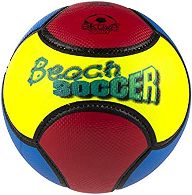 Color Baby - Balón de fútbol para Playa (52231): Amazon.es ...