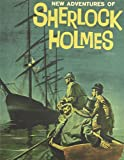 New Adventures of Sherlock Holmes: (Dell Comic Reprint)