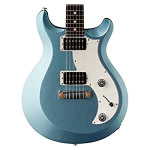 prs misd11 if s2 mira electric guitar ice blue fire mist with dot inlays gig bag. Black Bedroom Furniture Sets. Home Design Ideas