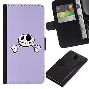Be Good Phone Accessory // Dura Cáscara cubierta Protectora Caso Carcasa Funda de Protección para Samsung Note 3 N9000 N9002 N9005 // Funny Happy Smile Smiley Face