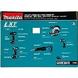 Makita XT505 18V LXT Lithium-Ion Cordless 5-Piece