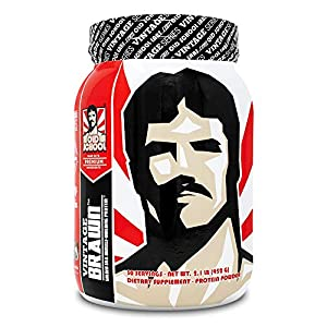 VINTAGE BRAWN Protein – Muscle-Building Protein Powder – The First Triple Isolate of Premium Egg, Milk (Whey and Casein), and Beef Protein – Chocolate Coconut with Zero Sugars and No Artificials