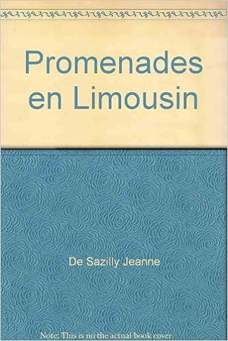 Promenades en Limousin epub pdf