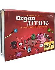 The Awkward Yeti OrganATTACK Card Game