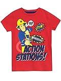 Fireman Sam Boys' Fireman Sam T-shirt Size 5