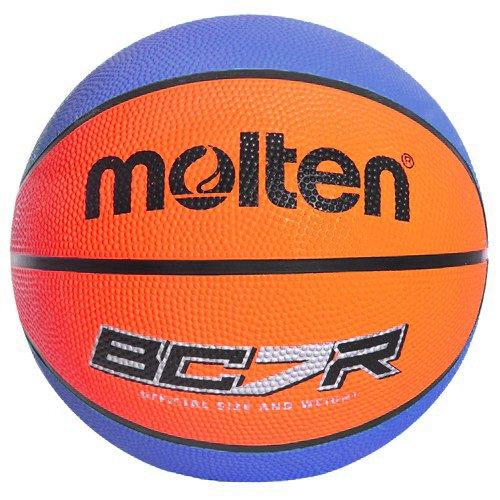 Molten Ballon de Basketball en Caoutchouc à 8Panneaux