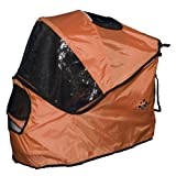 Pet Gear Weather Cover Sportster Pet Stroller, Mango