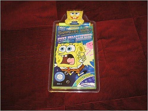 Spongebob Surprize Ink! Just Jellyfishing Game Book