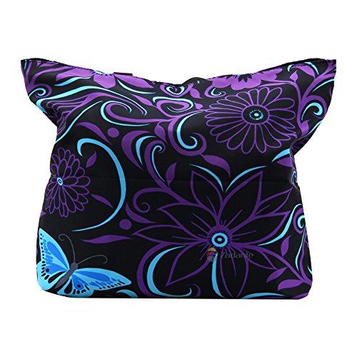 Handbag PurpleLine Shoulder Zippered Bag Light Shopping Tote Ladies Satchel Beach Newplenty qv05xPt